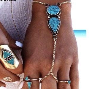 Jewelry - Just in! Gorgeous boho bracelet!
